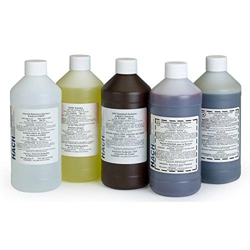 Hach 2714349 Potassium Chloride Standard Memphis Mall 35.0 Finally popular brand ppt Sali Solution