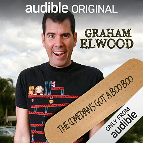 The Comedian's Got a Boo Boo audiobook cover art
