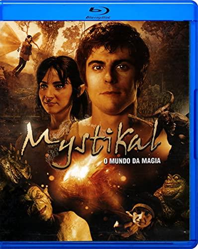 Mystikal - O Mundo da Magia - ( Mystikal ) [ Blu-Ray ]
