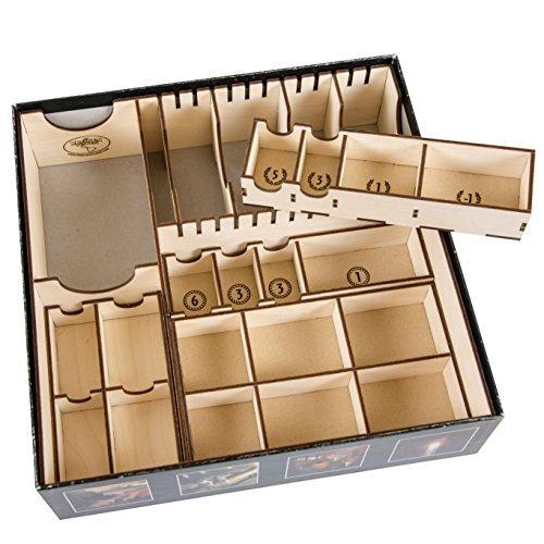 Broken Token Box Organizer for 7 Wonders by The Broken Token: Amazon.es: Juguetes y juegos
