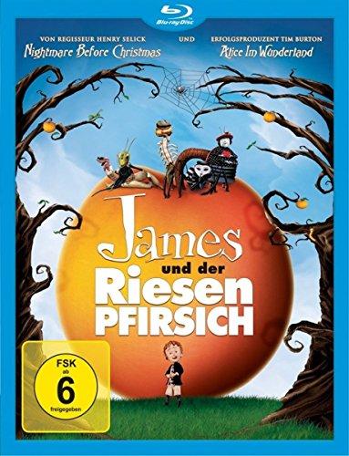 James und der Riesenpfirsich [Blu-ray]