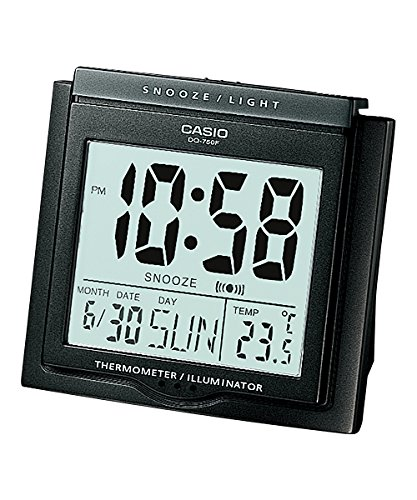 Casio Digital Table Clock (DQ-750F-1DF)