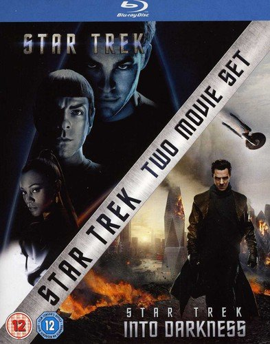 Star Trek + Star Trek Into Darkness [Blu-ray] [Import]