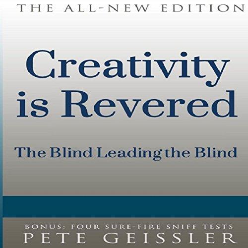 Creativity Is Revered audiobook cover art