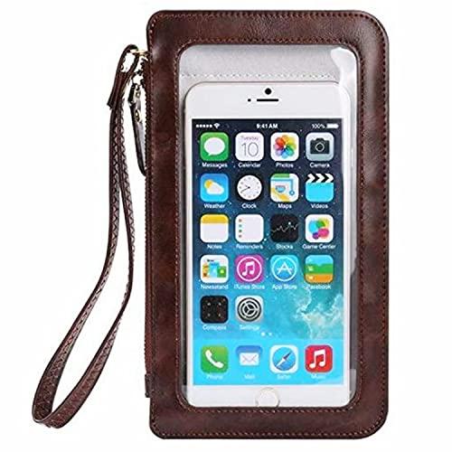 Mini-Handy-Umhängetasche, Handtasche für Samsung Galaxy M12, Quantum 2, F12, F02s, A72