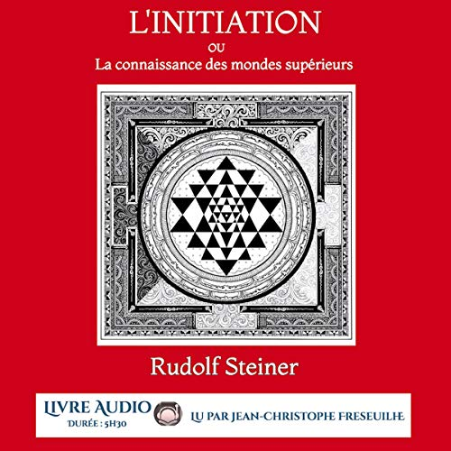 Couverture de L'Initiation