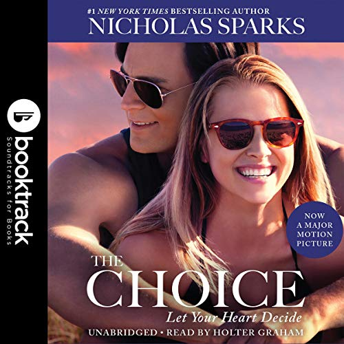 The Choice: Booktrack Edition audiobook cover art