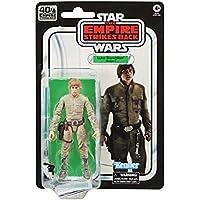Star Wars-40 Aniversario Figura Luke Skywalker con Moto (Hasbro E8076)