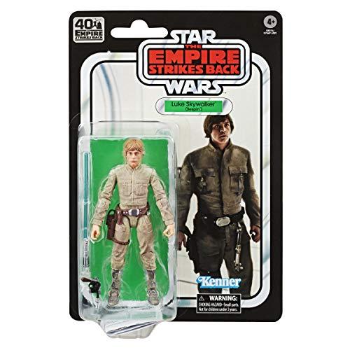 Star Wars The Black Series Luke Skywalker (Bespin) Star Wars: Das Imperium schlägt zurück 40-jähriges Jubiläum Figur