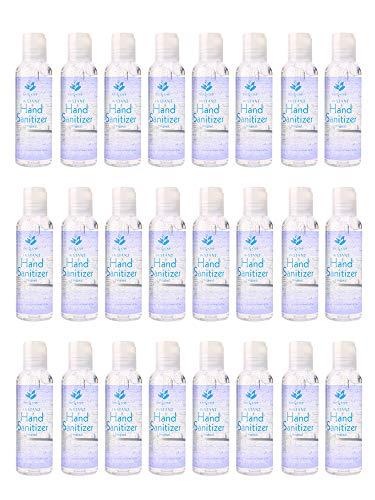 bulk hand sanitizer minis Mini Hand Sanitizer Bulk   75% Ethyl Alcohol   Kills 99.99% of Germs   Hand Sanitizer Travel Size   Hand Sanitizers for Kids and Adults   Bulk Quantity Hand Sanitizer   Antibacterial 3.3oz 24 pack