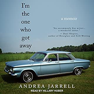 I'm the One Who Got Away audiobook cover art