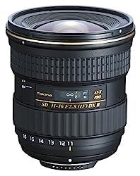 Objektiv Tokina 11-16 mm