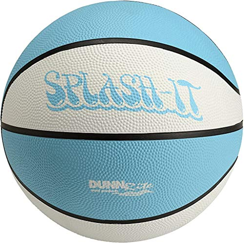 Dunnrite 8 inch Replacement Pool/Water Basketball (Blue)