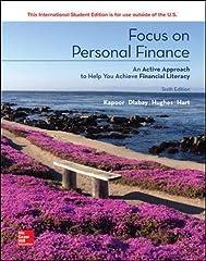 Focus on Personal Finance 6th Edition by Jack R. Kapoor, Les R. Dlabay, Robert J. Hughes, Melissa