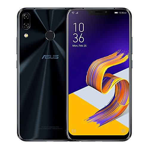 """Zenfone 5Z, ASUS ZS620KL-2A079BR, 64 GB, 6.2"""", Preto"""