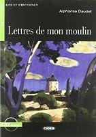 Lettres de Mon Moulin+cd (Lire Et S'Entrainer)