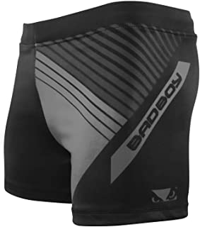 Bad Boy Hyperflow Polyester Competition MMA Mixed Martial Arts Vale Tudo Shorts