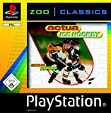 Actua Ice Hockey - [PS1]