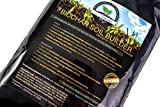 Gold N Black Biochar Soil Amendment by Pocono Bio Ag, Builds deep Rich Soil Supporting Microbial...