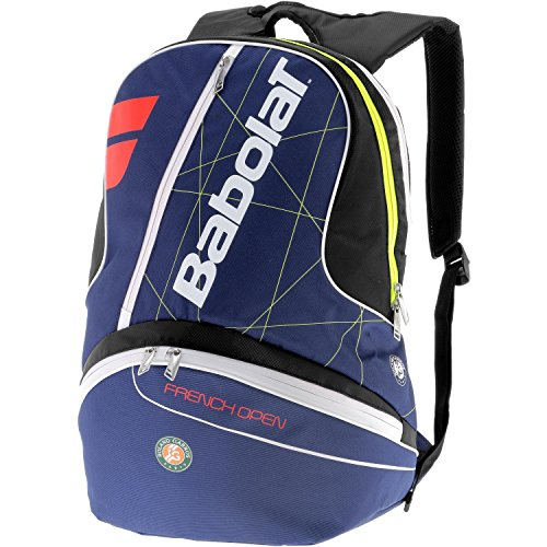 Babolat Tennis Team RG/FO Staubsaugerbeutel für Material, Unisex Erwachsene, Blau/Rot, Einheitsgröße