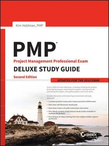 PMP Project Management Professional Exam Deluxe Study Guide: Updated for 2015 Exam by Kim Heldman (2015-12-07)