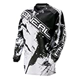 0024S-303 - Oneal Element 2016 Shocker Motocross Trikot M schwarz/weiß