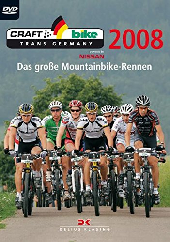 Craft-Bike-Trans-Germany 2008, 1 DVD