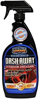 Surf City Garage 103 Dash Away Detailer-All in One Interior Vinyl, Leather, Plastic and Carpet-Restore Original Look Without The Greasy Mess. Perfect Cleaner for Whitewall Tires, 24. Fluid_Ounces