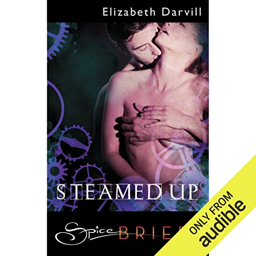 Steamed Up audiobook cover art