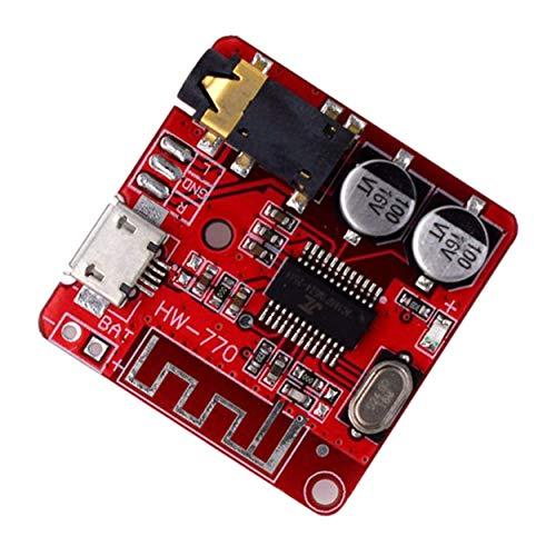 Lorenlli HW-770 Placa Madre Placa de Amplificador de Potencia Placa Base Módulo...