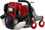 Portable Winch Gas-Powered Capstan Winch - 2,200-Lb. Pulling Capacity, 2.1 HP,...