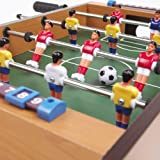 Tabletop Football / Foosball / Soccer ~ Fast paced football for all the family! ~ 51 x 10.5 x 31 cm