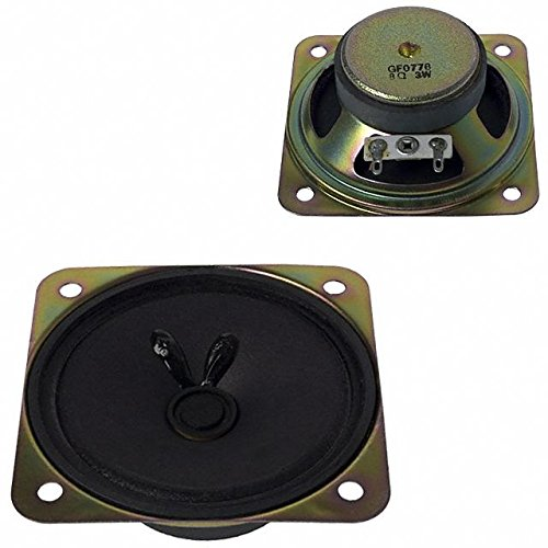 Speakers Complete Free Shipping Transducers speaker 77 mm deep 24 Max 79% OFF paper square