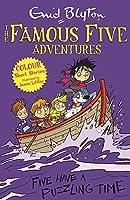 Five Have a Puzzling Time (Famous Five Colour Reads)