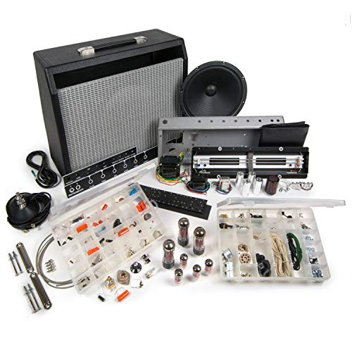 StewMac Build Your Own '65 P-Reverb 15W Amp Kit