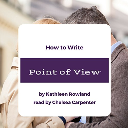 How to Write Point of View audiobook cover art