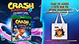 Crash Bandicoot 4: It's about time (Xbox) + Tote bag