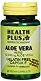 Health Plus Aloe Vera 5000mg Digestive Health Plant Supplement - 30 Gelatin Free Capsules by Health + Plus Ltd
