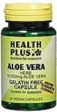 Health Plus Aloe Vera 5000mg Digestive Health Plant Supplement - 30 Gelatin Free Capsules by Health + Plus Ltd