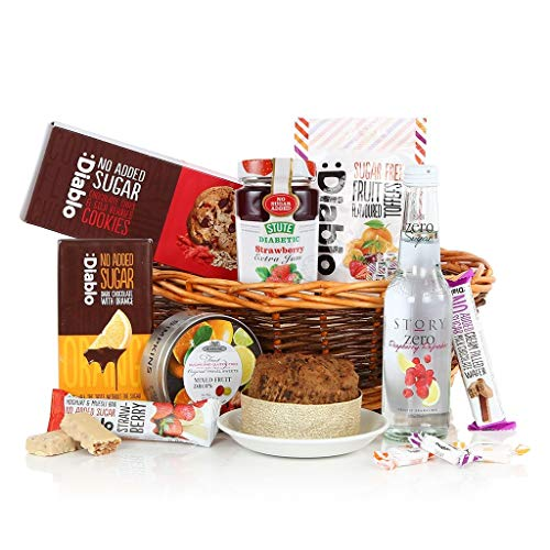 Diabetic Joy Hamper for Diabetics - Food and Drink