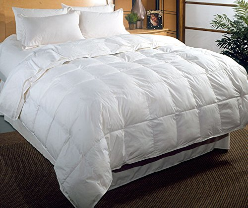 Viceroybedding Duck Feather and Down Quilt/Duvet 2.5 Tog (Single)