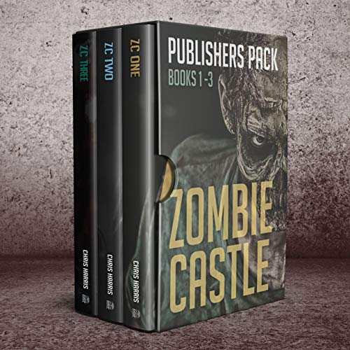 ZC Publisher\'s Pack: Zombie Castle Series Books 1-3 (English Edition)