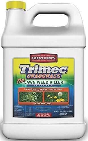 GORDON'S Trimec Crabgrass Plus Lawn Department store Killer G Concentrate 1 Weed 5 ☆ very popular