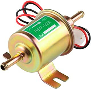 12V 2 Wires Fuel Pump 23167 23167GT for Genie Lift GS-2668 RT GS-2669 RT GS-3268 RT GS-3369 RT GS-4069 Z-34//22 IC Z-45//22 MP