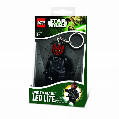 IQ Hong Kong UT20376 - Lego Star Wars - Darth Maul Minitaschenlampe
