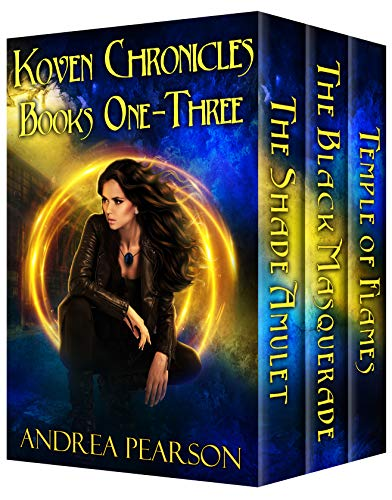 Koven Chronicles Box Set by Andrea Pearson ebook deal