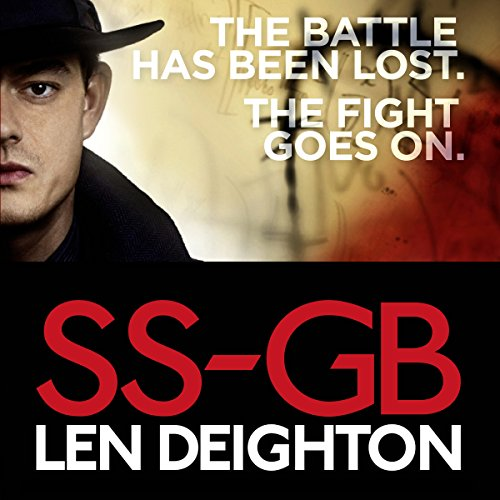 SS-GB audiobook cover art