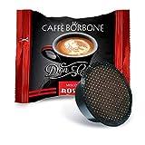 Caffè Borbone 100 Capsule Don Carlo Miscela Rossa Red Compatibili con Macchine Lavazza A Modo Mio + Omaggio CAFFE' DIEM …