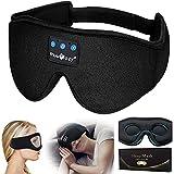 Le migliori cuffie Sleep con suono stereo HD immerso: con la più recente tecnologia stabile 5.0 e gli stati dei componenti che producono un'incredibile qualità del suono con bassi profondi e alti cristallini. Le cuffie Bluetooth con maschera da sonno...