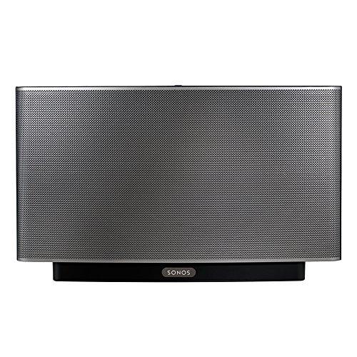 Sonos Play:5 Smart Speaker Generation 1 (wireless, kabellose Steuerung, steuerbar mit iPhone, iPad, iPod, Android & Windows) schwarz